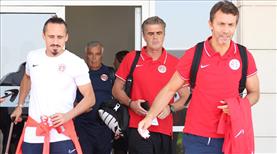 Antalyaspor İstanbul yolcusu