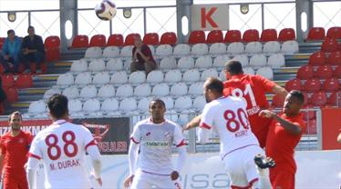 CG Ümraniyespor - Boluspor: 1-1 (ÖZET)