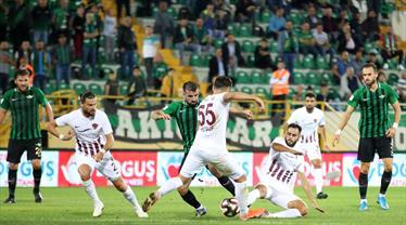 Akhisarspor: 3 - Hatayspor: 1 (ÖZET)