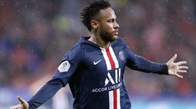 PSG'nin 3 puanı yine Neymar'dan (ÖZET)