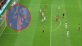 Sneijder attı, Arda çıldırdı!