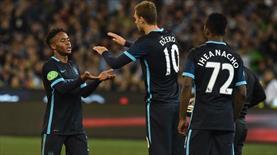 Manchester City gole boğdu! (ÖZET)