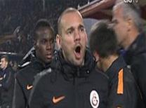 Sneijder'i kendinden geçiren gol