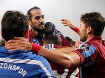Trabzonspor-Sivasspor(Özet)