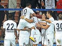 Süper Lig'de akıllara zarar gol
