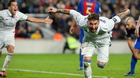 Ramos bunu çok seviyor!