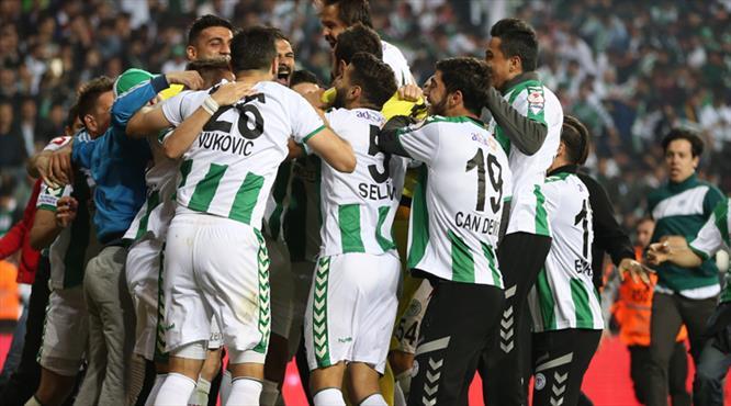 Konyaspor'un golleri (3. Bölüm)