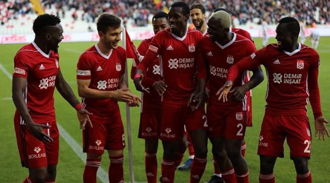 DG Sivasspor'un golleri (1. Bölüm)