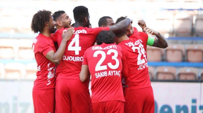 Antalyaspor'un golleri (2. Bölüm)