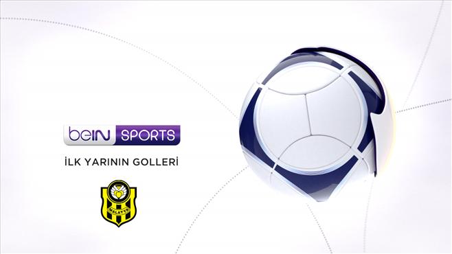 Evkur Yeni Malatyaspor'un ilk yarıda attığı goller! (2.Bölüm)