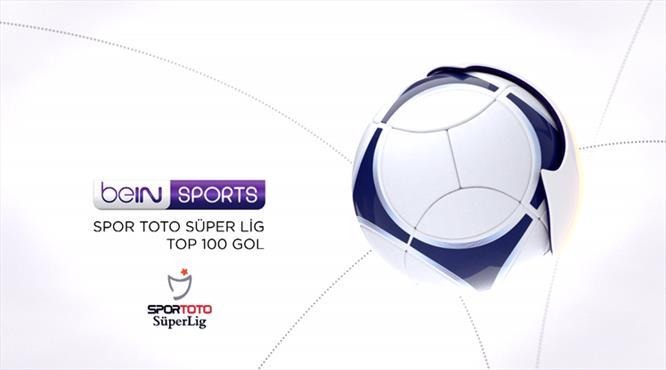 Spor Toto Süper Lig Top 100 Gol: 10-1