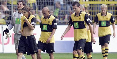 Dortmund sezonu kötü açtı