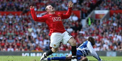 11'i Rooney tamamladı !..