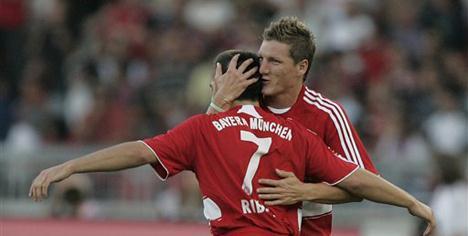 Bayern zor kazandı