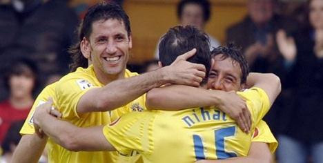 Nihat döndü Villarreal kazandı