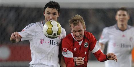 Bayern nefes aldı