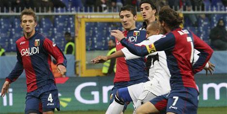 Genoa-Parma yenişemedi