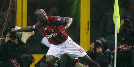 Milan'a Seedorf moral verdi!