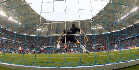 Hertha maç fazlasıyla lider !..