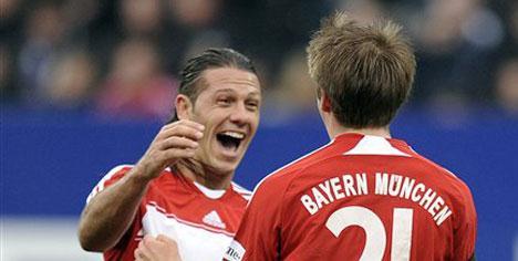 Bayern çok rahat !..