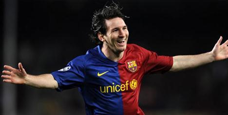 Messi... Messi... Messi...