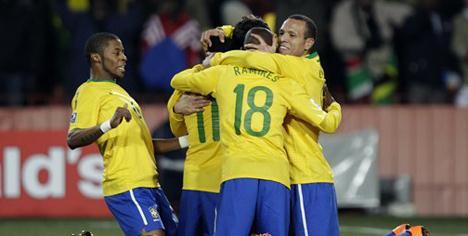 'Samba' Şili'ye ağır geldi