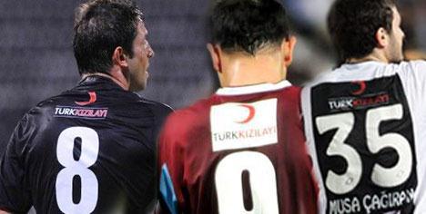 Kızılay'dan Türk futboluna çağrı!