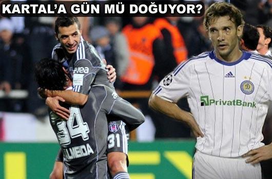 Dinamo Kiev men edilebilir!