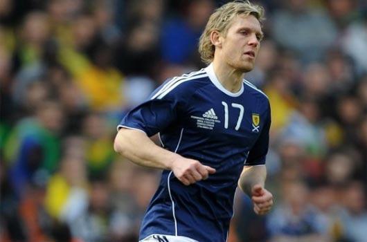 İskoçya play-off aşkına