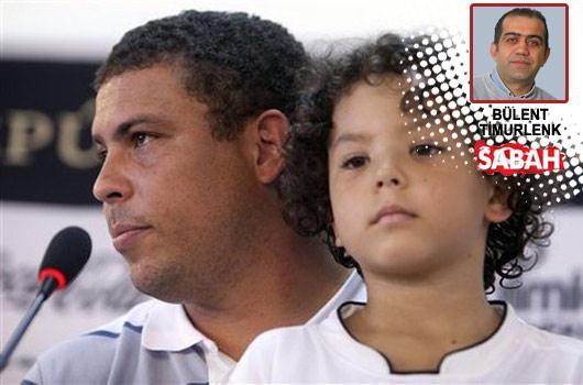 Çakma değil harbi Ronaldo!