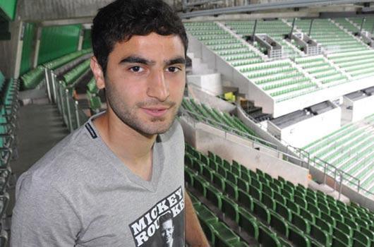 Mehmet Ekici Bremen'de