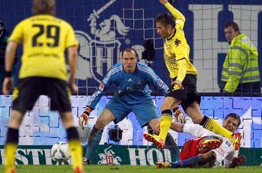 Açılın Dortmund geliyor!