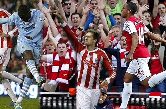 Çılgın goller!.. Müthiş maçlar!..