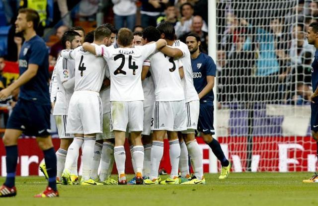 Real Madrid'e çalıştılar!