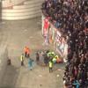 Ajax'lı taraftarın durumu kritik