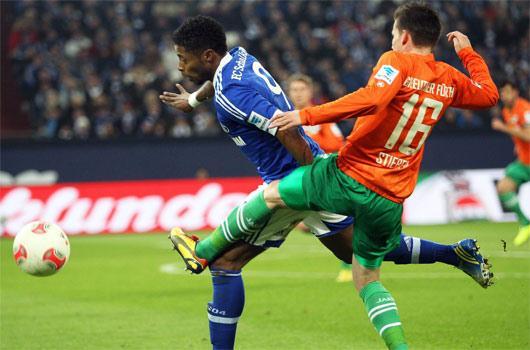 Schalke'ye büyük şok