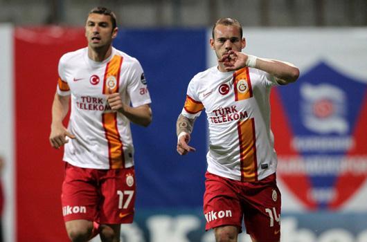 Çilingir Sneijder!