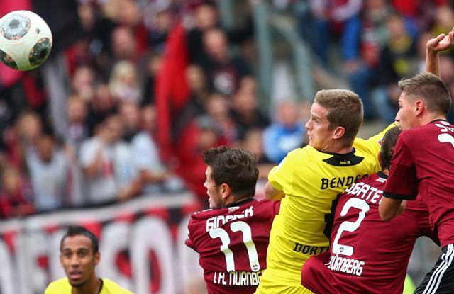 Dortmund'a nazar değdi!