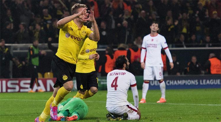 """""""Dortmund rezaleti"""""""