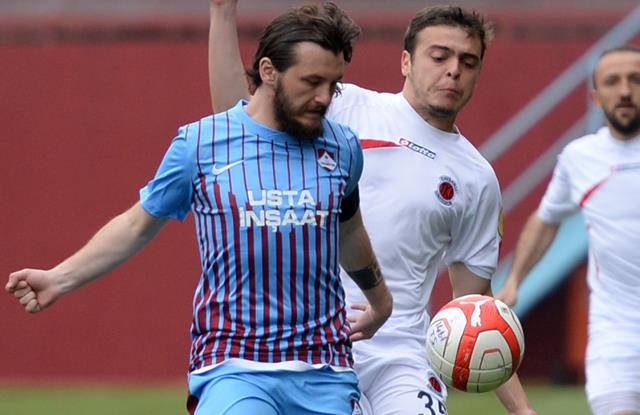 1461 Trabzon'dan galibiyetle veda