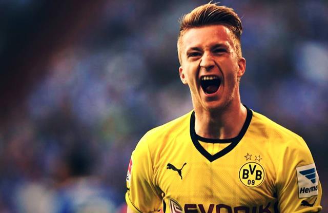 Bundesliga'nın en iyisi Reus!