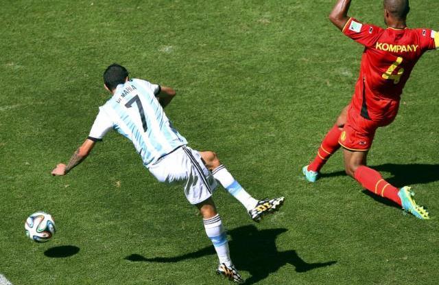 Bir şok da Arjantin'e!
