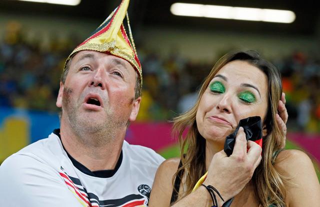 Avrupa Brezilya ile dalga geçti!