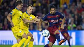 Barça yine golcüleriyle