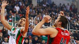 Pınar Karşıyaka veda maçında