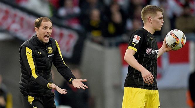 Dortmund 10 dakika dayanamadı!..