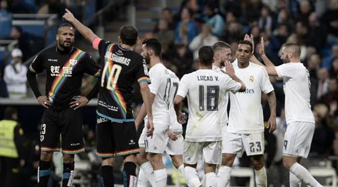 La Liga'da tarihi hafta