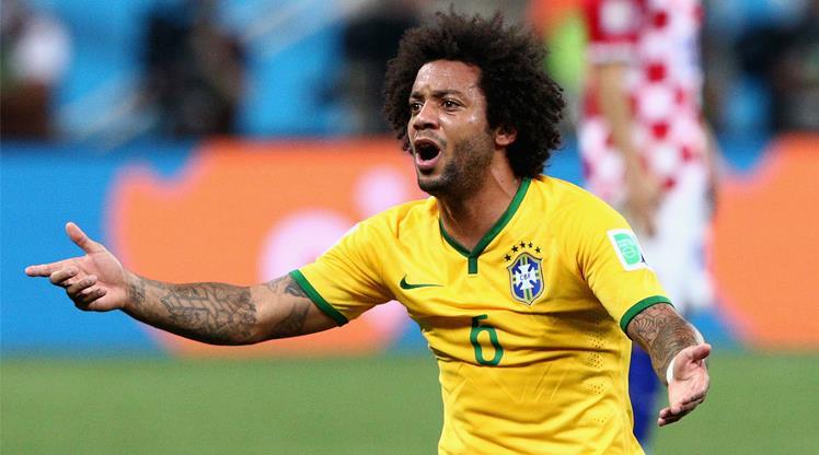 Marcelo Copa America'da yok