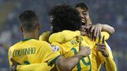 Brezilya Neymar'sız turladı!