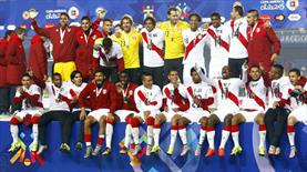 Copa America üçüncüsü Peru